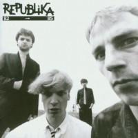 Republika 82-85 - okładka płyty