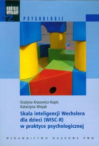 Skala inteligencji Wechslera dla - okładka książki