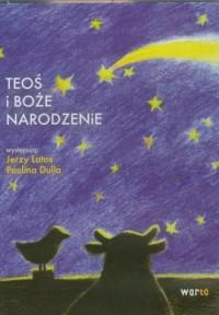 Teoś i Boże Narodzenie (CD audio) - pudełko audiobooku