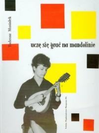 Uczę się grać na mandolinie - okładka podręcznika
