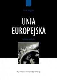 Unia Europejska. Władza i polityka - okładka książki