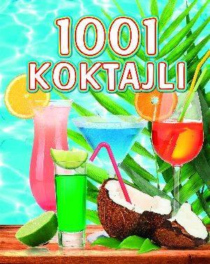 1001 koktajli - okładka książki