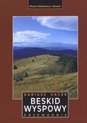 Beskid Wyspowy. Przewodnik - okładka książki