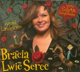 Bracia Lwie Serce (CD mp3) - pudełko audiobooku