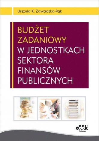 Budżet zadaniowy w jednostkach - okładka książki