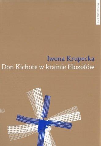 Don Kichote w krainie filozofów. - okładka książki