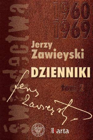 Dzienniki 1960-1969. Tom 2 - okładka książki