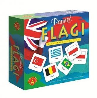 Flagi. Pamięć (gra edukacyjna) - zdjęcie zabawki, gry