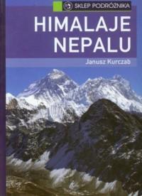 Himalaje Nepalu - okładka książki