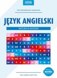 Język angielski. Matura w kieszeni. Cel: matura - okładka podręcznika