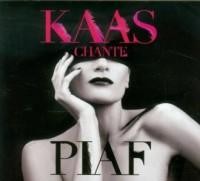 Kaas Chante Piaf (CD audio) - okładka płyty
