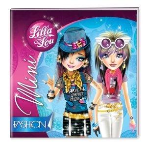 Lilla Lou. Mini Fashion - okładka książki