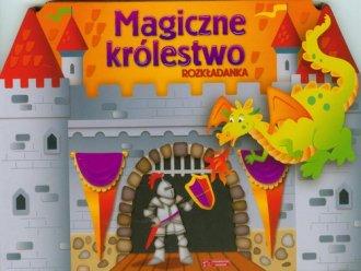 Magiczne królestwo. Rozkładanka - okładka książki