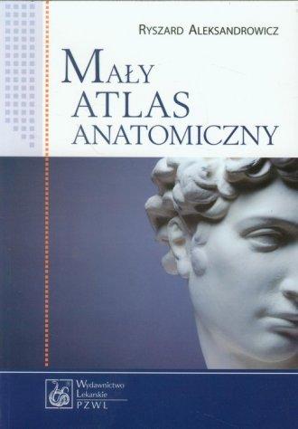 Mały atlas anatomiczny - okładka książki