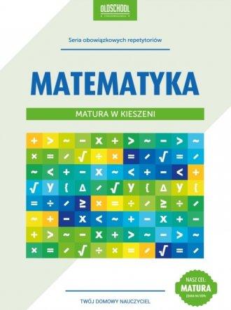 Matematyka. Matura w kieszeni. - okładka podręcznika