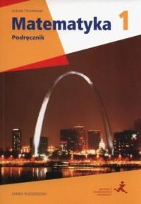 Matematyka z plusem 1 Podręcznik - okładka podręcznika