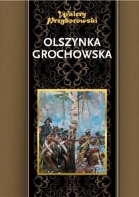 Olszynka Grochowska - okładka książki