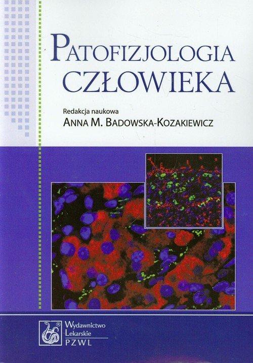 Patofizjologia człowieka cz. 1 - okładka książki