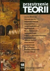 Przestrzenie Teorii 18/2012 - okładka książki