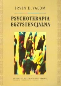 Psychoterapia egzystencjalna - okładka książki