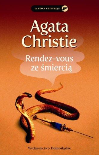 Rendez-vous ze śmiercią - okładka książki
