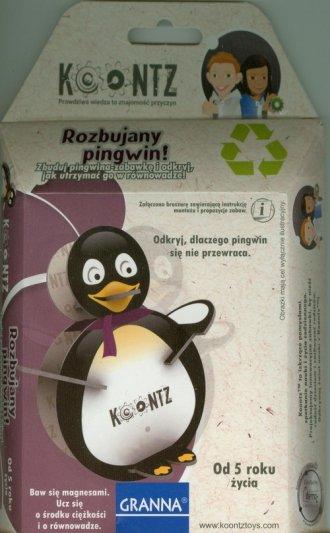 Rozbujany Pingwin - zdjęcie zabawki, gry