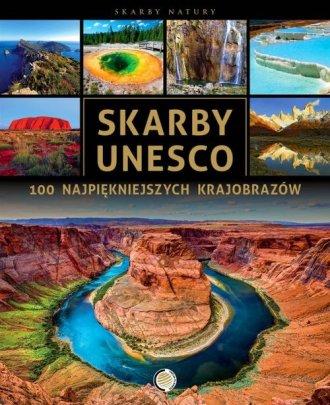 Skarby UNESCO. 100 najpiękniejszych - okładka książki