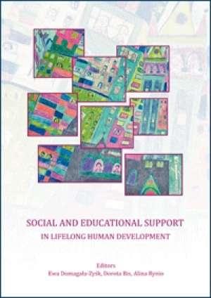 Social and Educational Support - okładka książki