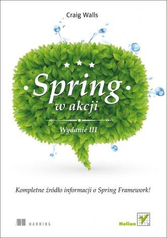 Spring w akcji - okładka książki