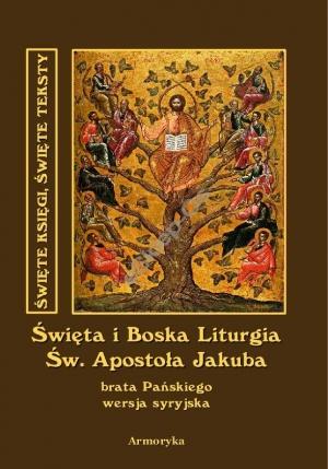 Święta i Boska Liturgia Świętego - okładka książki