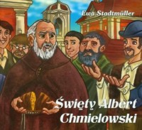Święty Albert Chmielowski - okładka książki