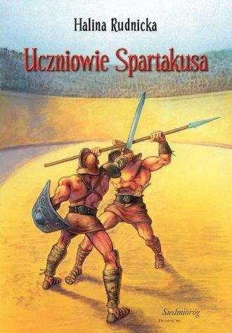 Uczniowie Spartakusa - okładka książki