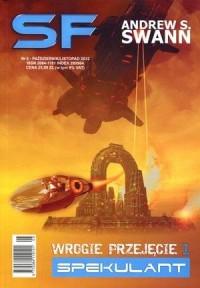 Wrogie przejęcie. Tom 1. Spekulant SF 5/2012 - okładka książki