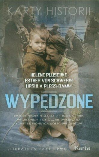 Wypędzone. Historie Niemek ze Śląska, - okładka książki