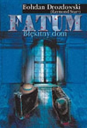 Fatum. Błękitny dom - okładka książki