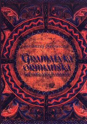 Gramatyka ormiańska - okładka książki