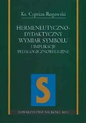 Hermeneutyczno-dydaktyczny wymiar - okładka książki