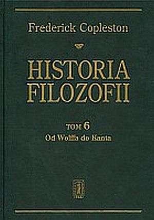 Historia filozofii. Tom 6. Od Wolffa - okładka książki