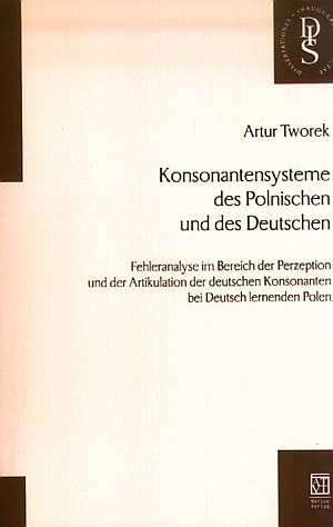 Konsonantensysteme des Polnischen - okładka książki