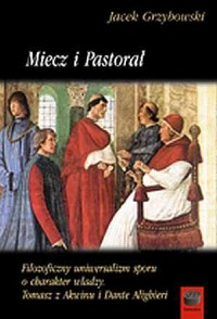 Miecz i Pastorał. Filozoficzny - okładka książki
