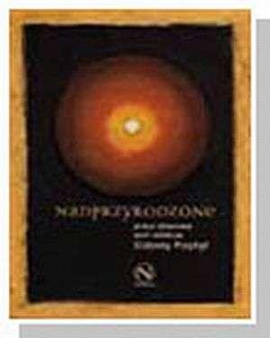Nadprzyrodzone - okładka książki