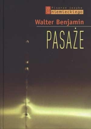 Pasaże. Seria: Pisarze języka niemieckiego - okładka książki