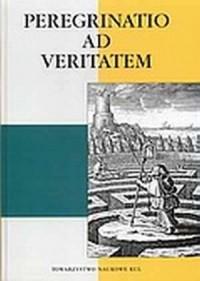Peregrinatio ad veritatem - okładka książki