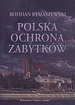 Polska ochrona zabytków - okładka książki