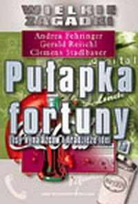 Pułapka fortuny - okładka książki