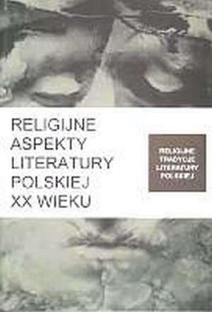 Religijne aspekty literatury polskiej - okładka książki
