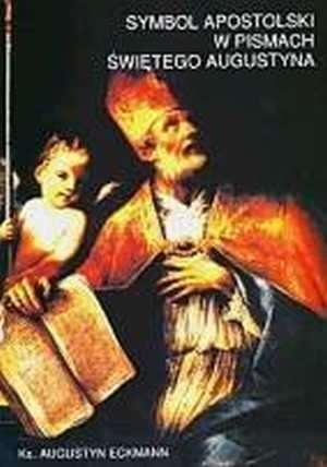 Symbol Apostolski w pismach świętego - okładka książki