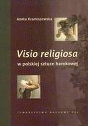 Visio religiosa w polskiej sztuce - okładka książki