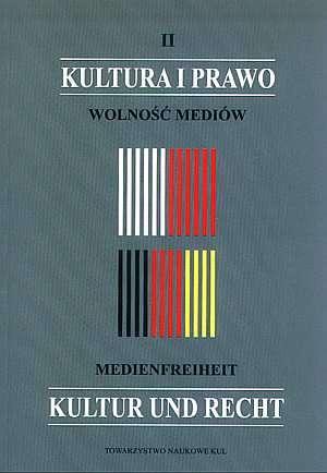 Wolność mediów; Medienfreiheit. - okładka książki