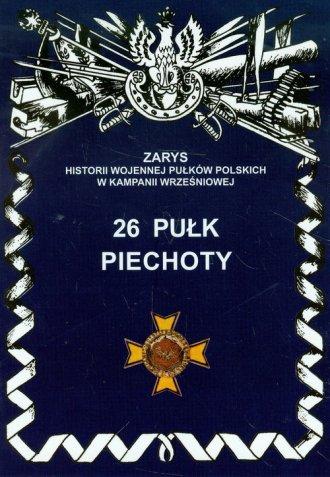 26 pułk piechoty - okładka książki